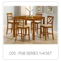 COS - PUB SERIES 1+4 SET
